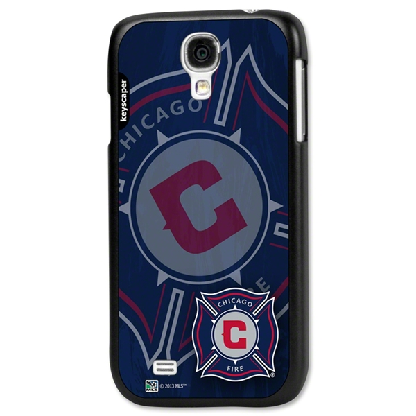Chicago Fire Samsung Galaxy S4 Case