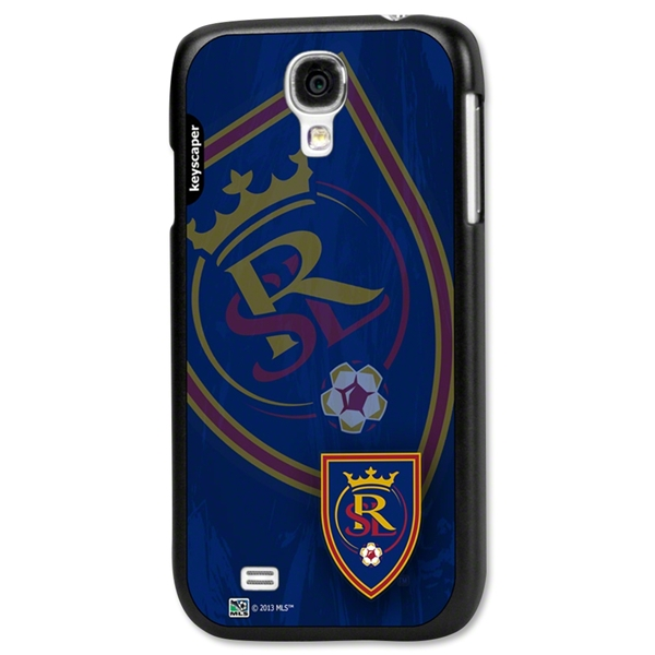 Real Salt Lake Samsung Galaxy S4 Case