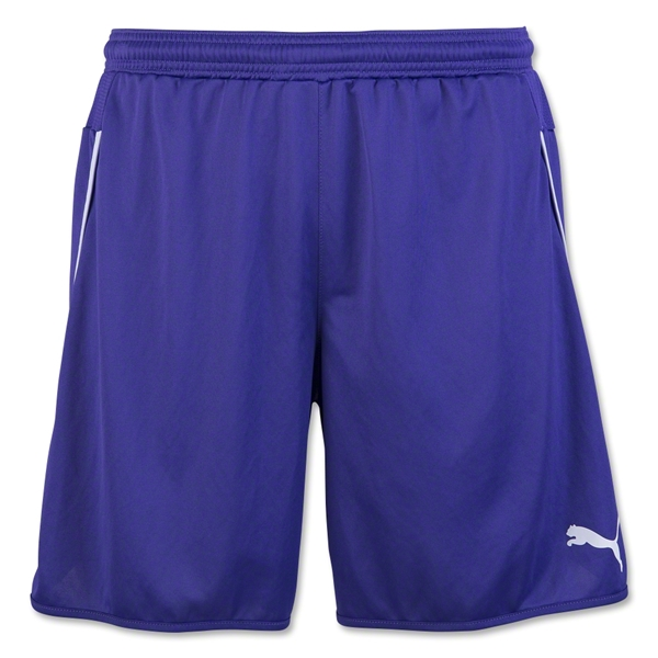 PUMA Speed Short (Pur/Wht)