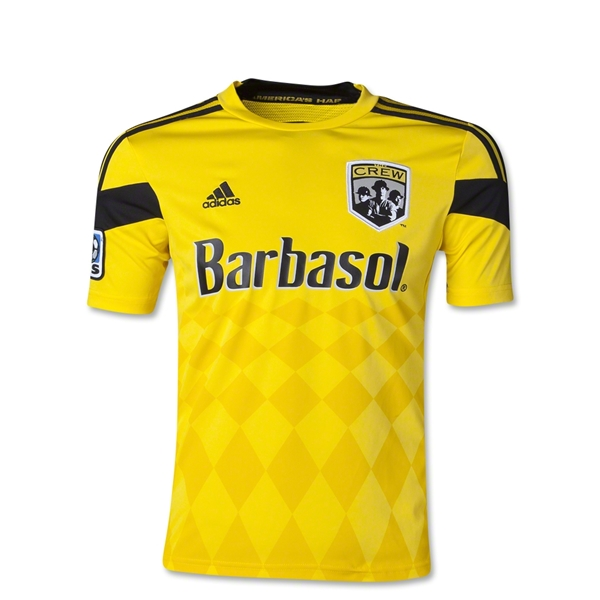Columbus Crew 2014 Youth Primary Soccer Jersey