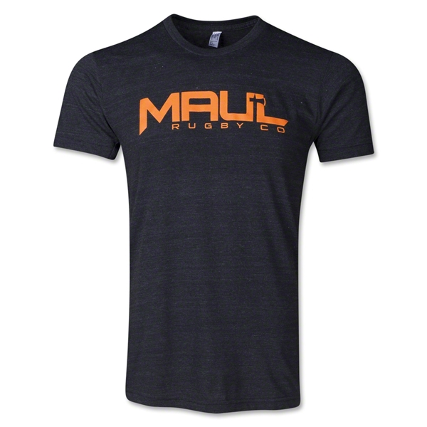 Maul Rugby BrightLine Orange Ya Neon Classic T-Shirt