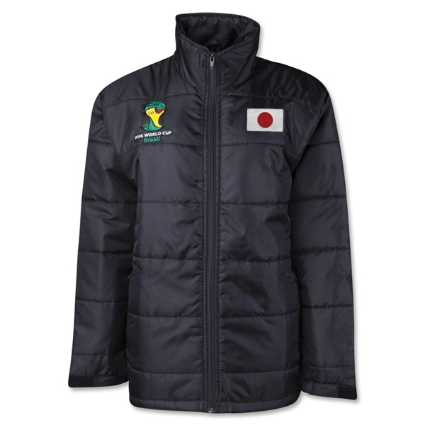 Japan 2014 FIFA World Cup Puffer Jacket
