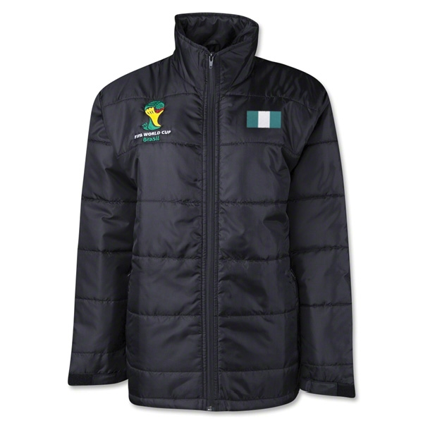 Nigeria 2014 FIFA World Cup Puffer Jacket