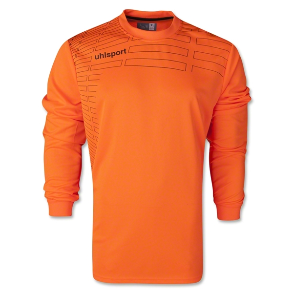 uhlsport Match Goalkeeper Jersey (Neon Orang)