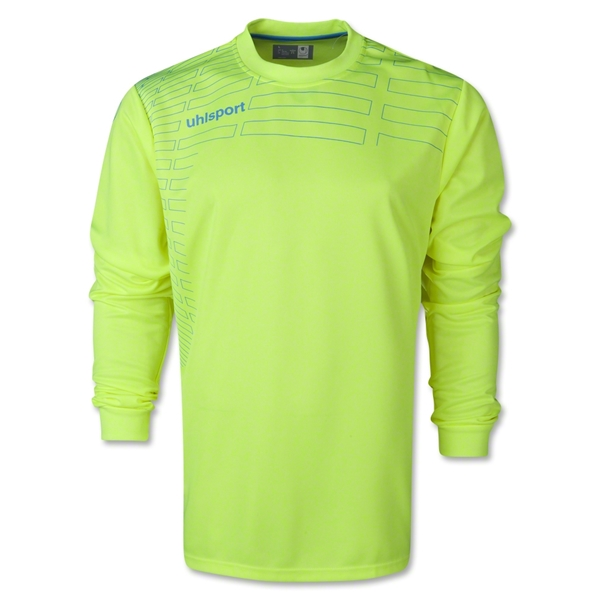 uhlsport Match Goalkeeper Jersey (Neon Yellow)