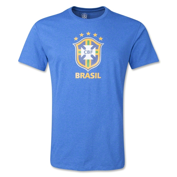 Brazil Fashion T-Shirt (Heather Royal)