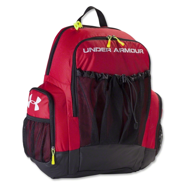 Under Armour Striker II Backpack (Red)