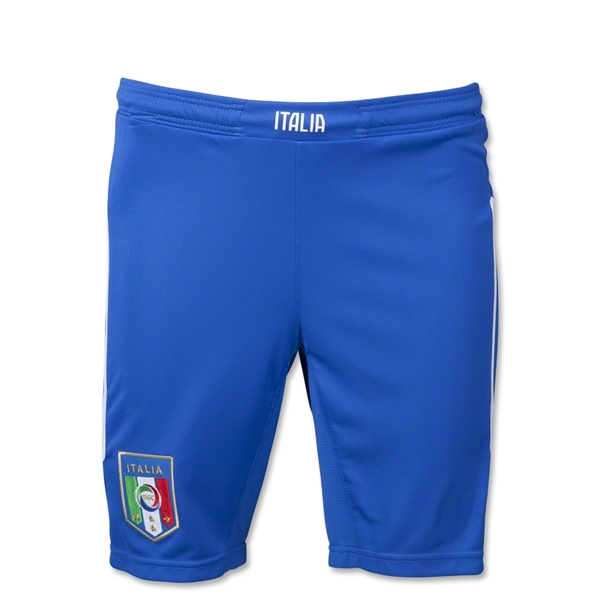 Italy 14/15 Youth Away Soccer Short