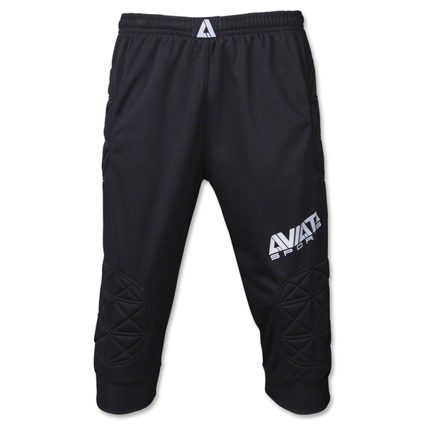Aviata Exo-Skel 3/4 Goalkeeper Pant (Black)