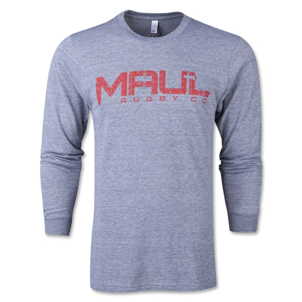 Maul Rugby Distressed T-Shirt