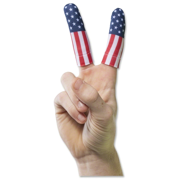 Victory Fingers USA Design