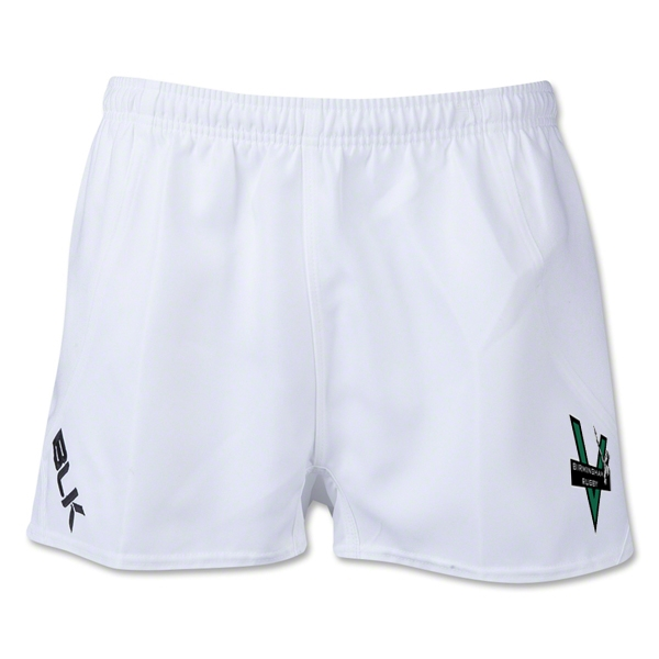 Birmingham Rugby T2 Rugby Shorts (White)