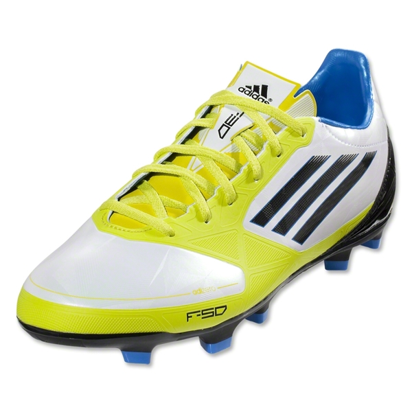 adidas F30 adiZero TRX FG (Running White/Black/Lab Lime)