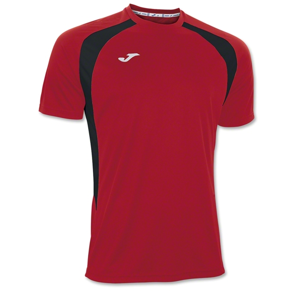 Joma Champion III Jersey (Red/Blk)