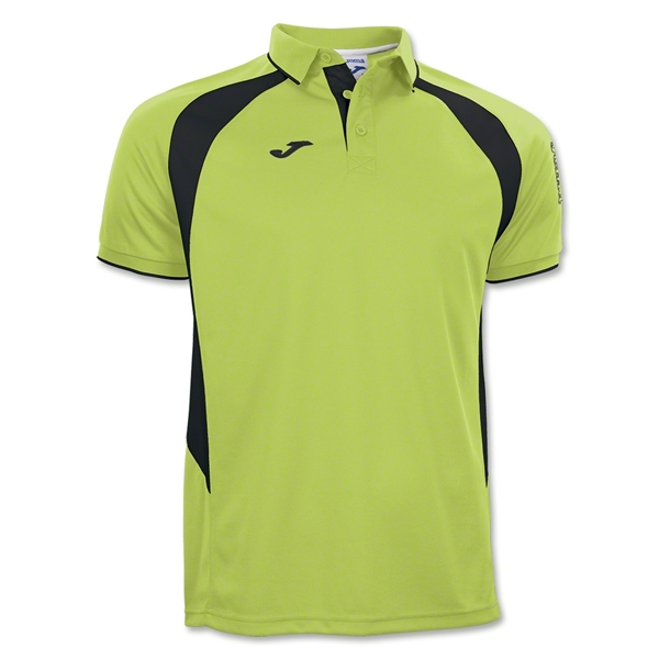 Joma Champion III Polo (Neon Green)