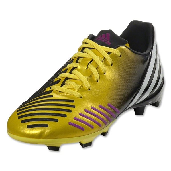 adidas Predator Absolion LZ TRX FG Junior (Vivid Yellow/Black)