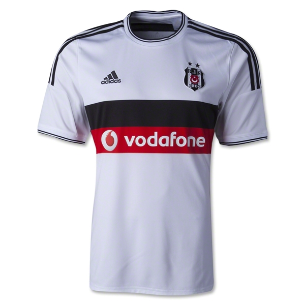 Besiktas 14/15 Home Soccer Jersey