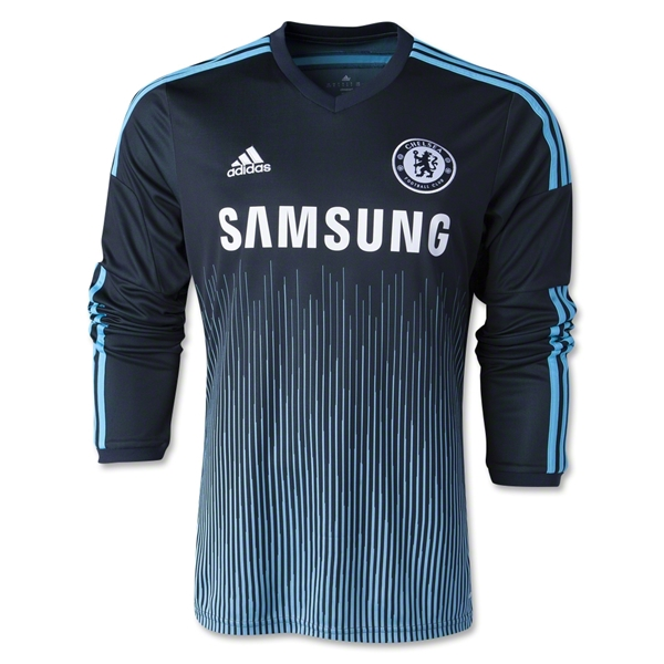 Chelsea 14/15 LS Third Soccer Jersey