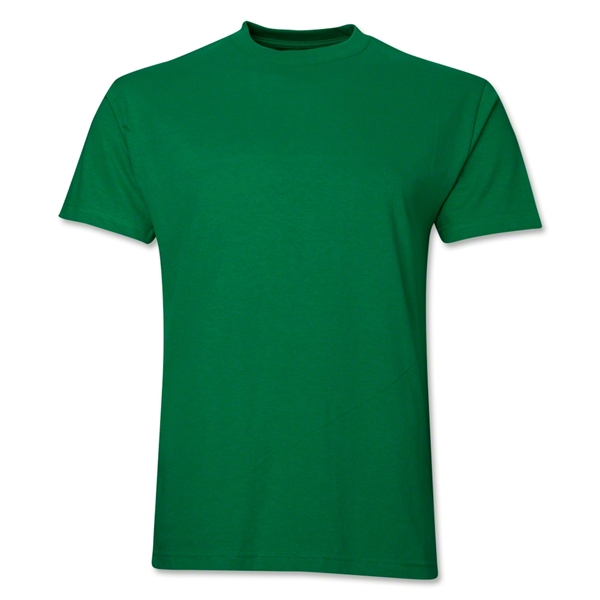 Custom Print T-Shirt (Green)