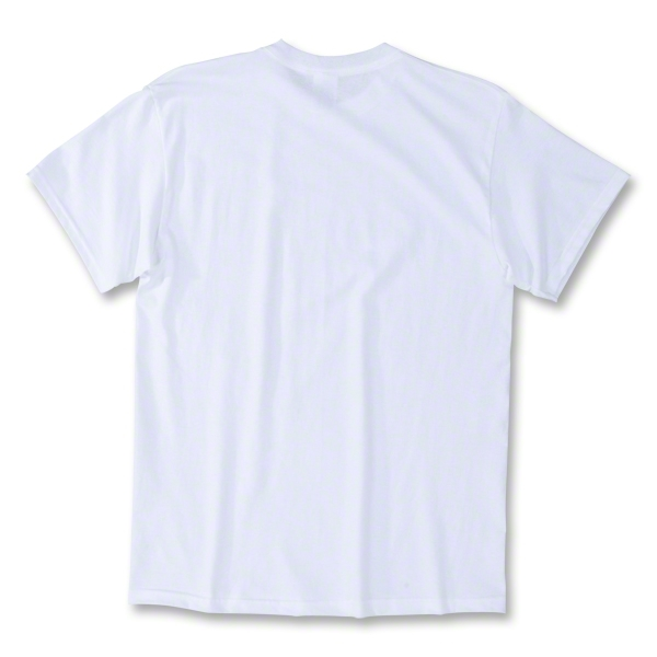 Custom Print T-Shirt (White)