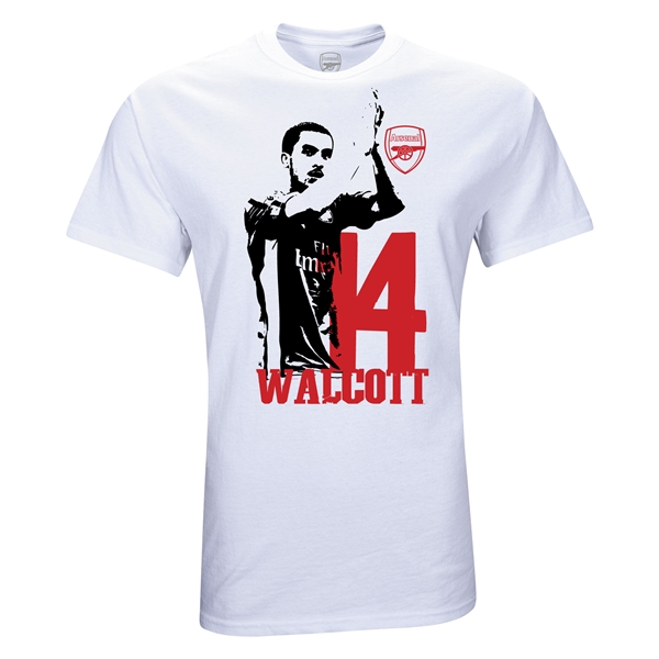 Arsenal Walcott 14 Player T-Shirt