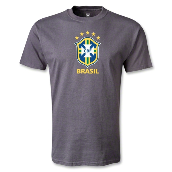 Brazil T-Shirt (Dark Gray)