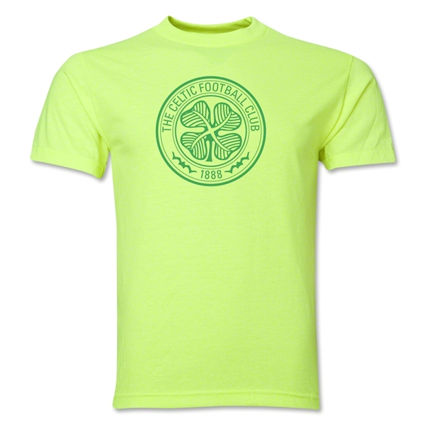 Celtic T-Shirt (Neon Green)
