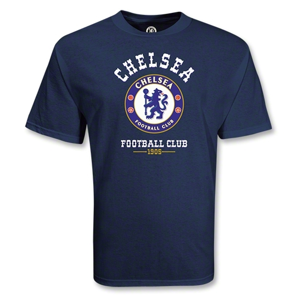 Chelsea Football Club 1905 Soccer T-Shirt