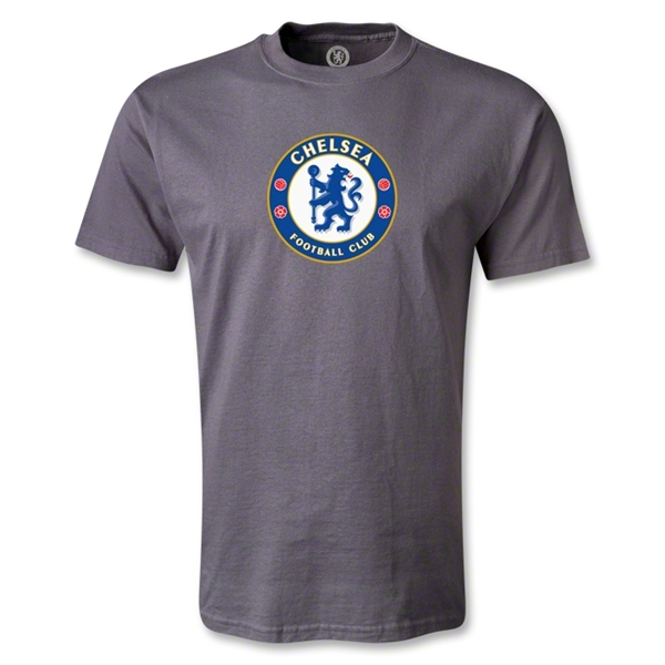 Chelsea Crest T-Shirt (Dark Gray)