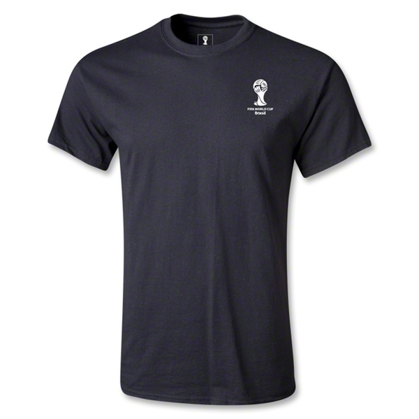 2014 FIFA World Cup Brazil(TM) Men's Emblem T-Shirt (Black)