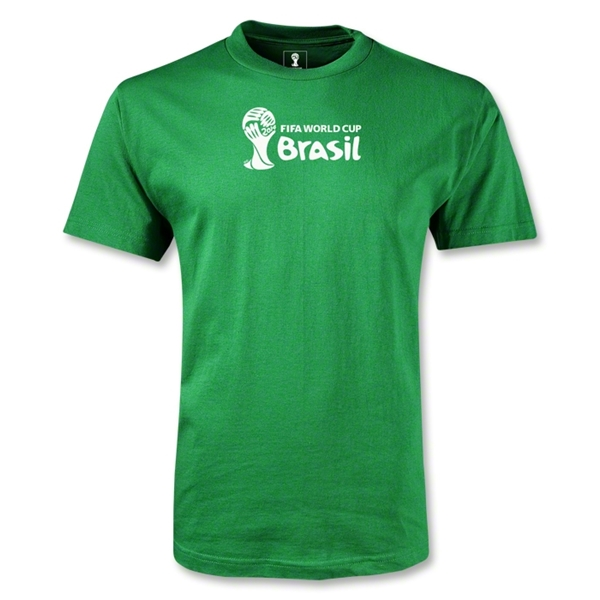 2014 FIFA World Cup Brazil(TM) Landscape T-Shirt (Green)