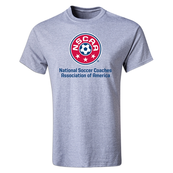 NSCAA T-Shirt (Gray)