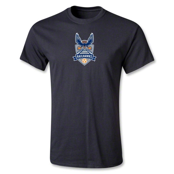 Carolina Railhawks T-Shirt (Black)
