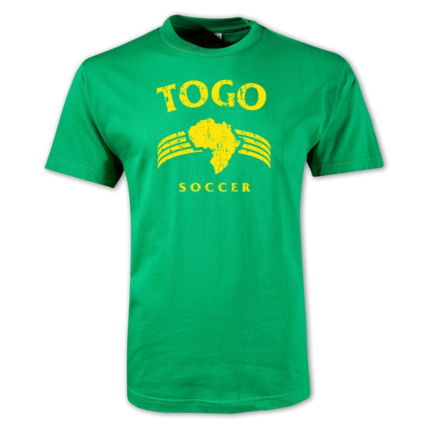 Togo Country T-Shirt (Green)