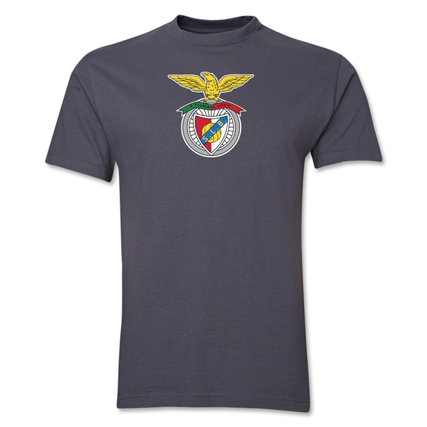 Benfica Graphic T-Shirt (Dark Grey)