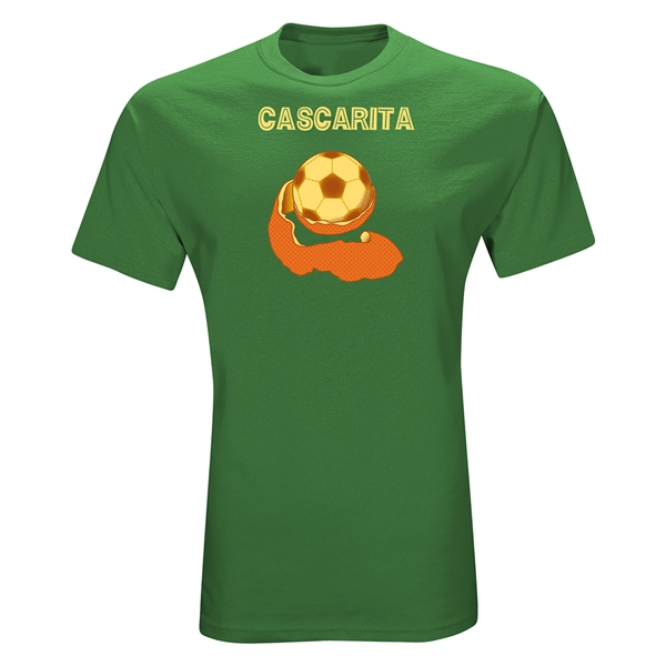 Cascarita T-Shirt (Dark Green)