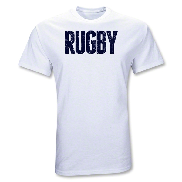 RUGBY Statement T-Shirt (White)