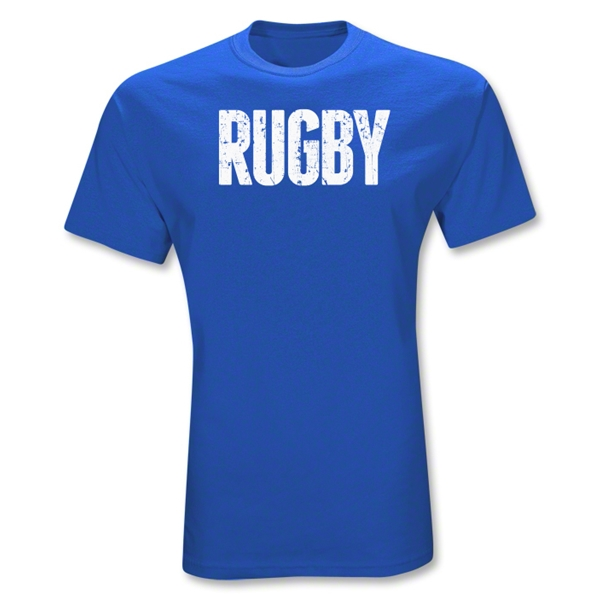 RUGBY Statement T-Shirt (Royal)