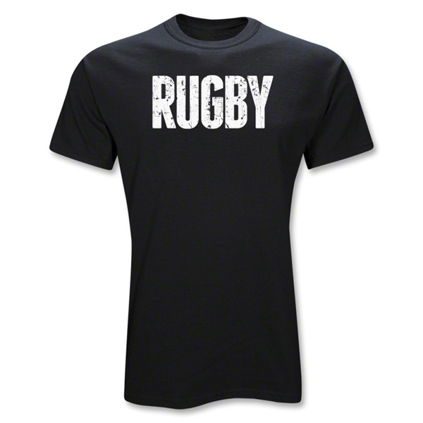 RUGBY Statement T-Shirt (Black)