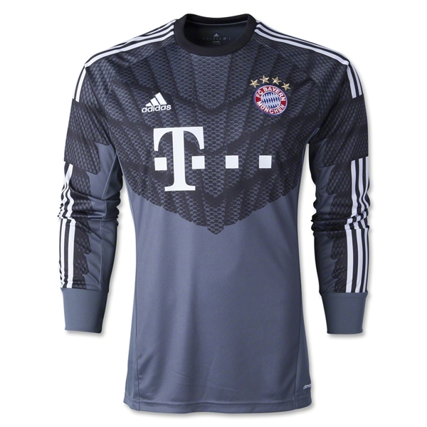 Bayern Munich 14/15 Goalkeeper Home Soccer Jersey