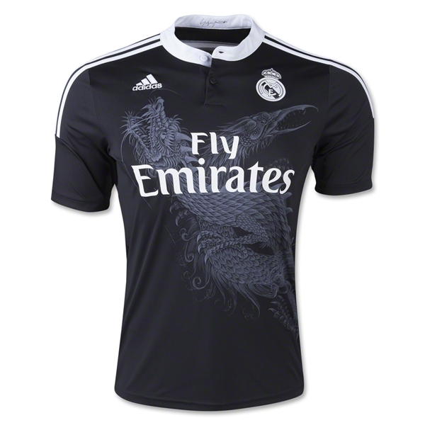 Real Madrid 14/15 Third Soccer Jersey