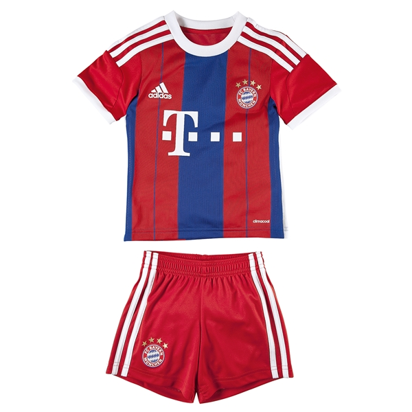 Bayern Munich 14/15 Home Mini Kit