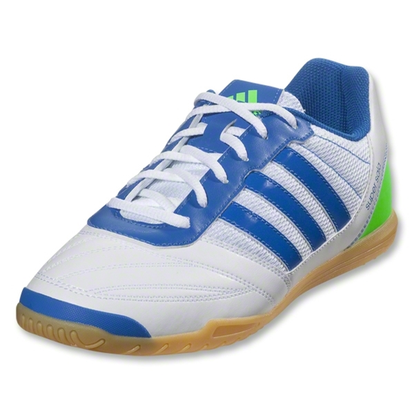 adidas Freefootball SuperSala (Running White/Tech Onyx/Green Zest)