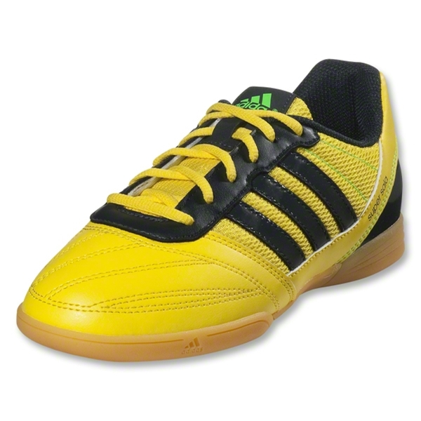 adidas FreeFootball SuperSala Junior (Vivid Yellow/Tech Onyx/Green Zest)