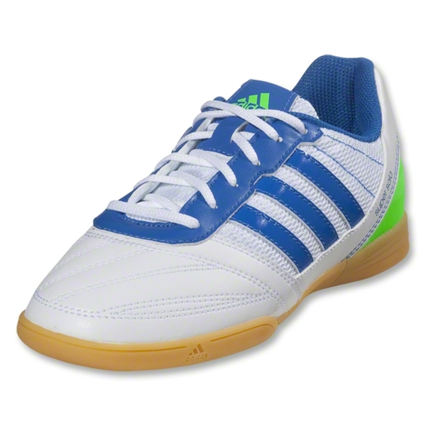 adidas FreeFootball SuperSala Junior (Running White/Tech Onyx/Green Zest)