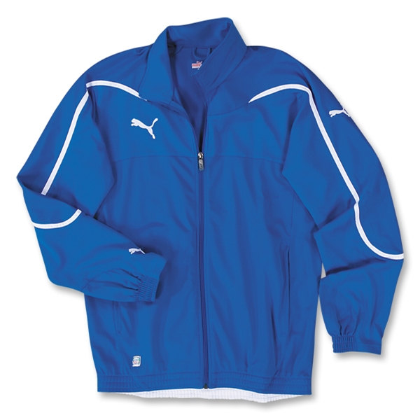 PUMA Powercat TT 1.10 Poly Jacket (Roy/Wht)