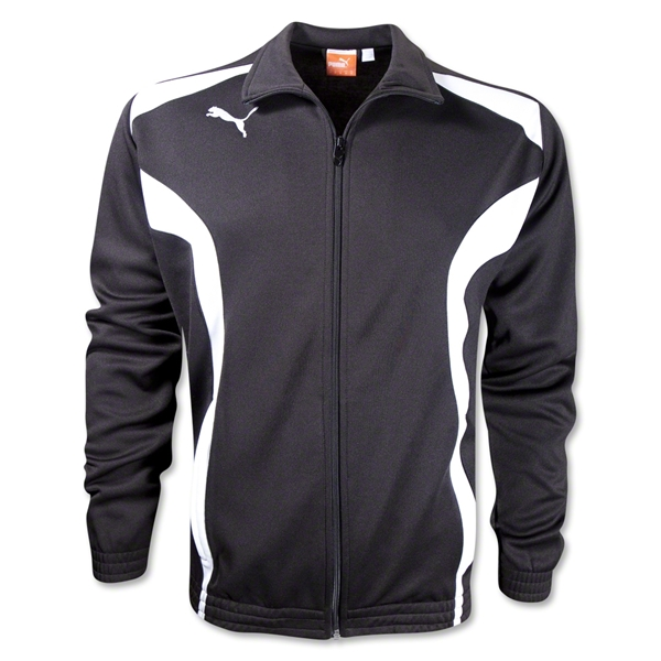 PUMA SMU Roma Training Jacket (Blk/Wht)