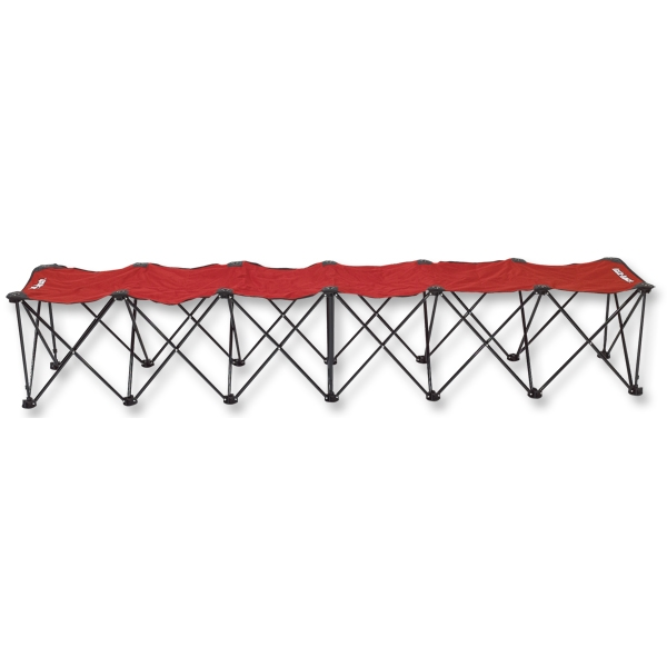 Insta-Bench Six-Seater (Red)