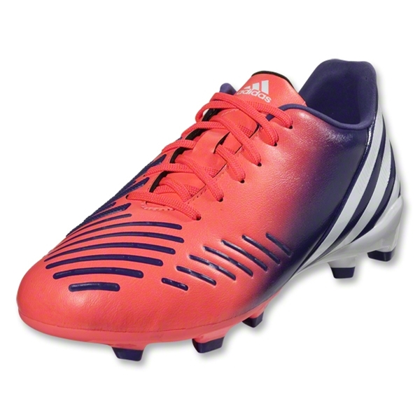 adidas Predator Women's Absolado LZ TRX FG (Red Zest/Running White/Collegiate Purple)