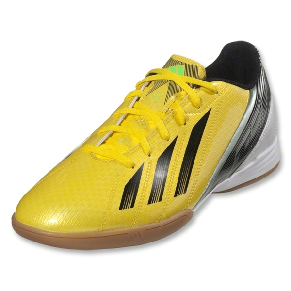 adidas F10 IN (Vivid Yellow/Black)